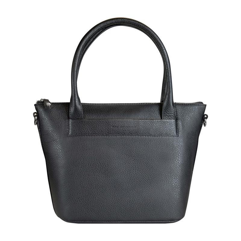 Belsac Håndtaske med rem Sort 1