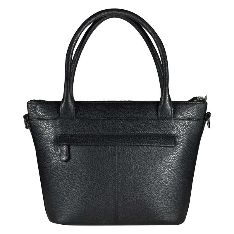 Belsac Håndtaske med rem Sort 2