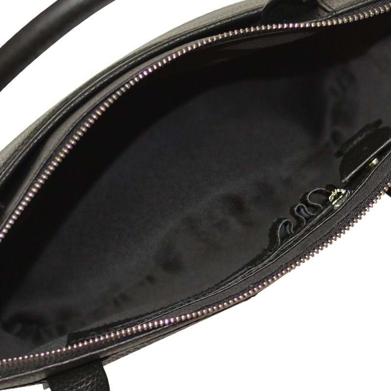 Belsac Håndtaske med rem Sort 3