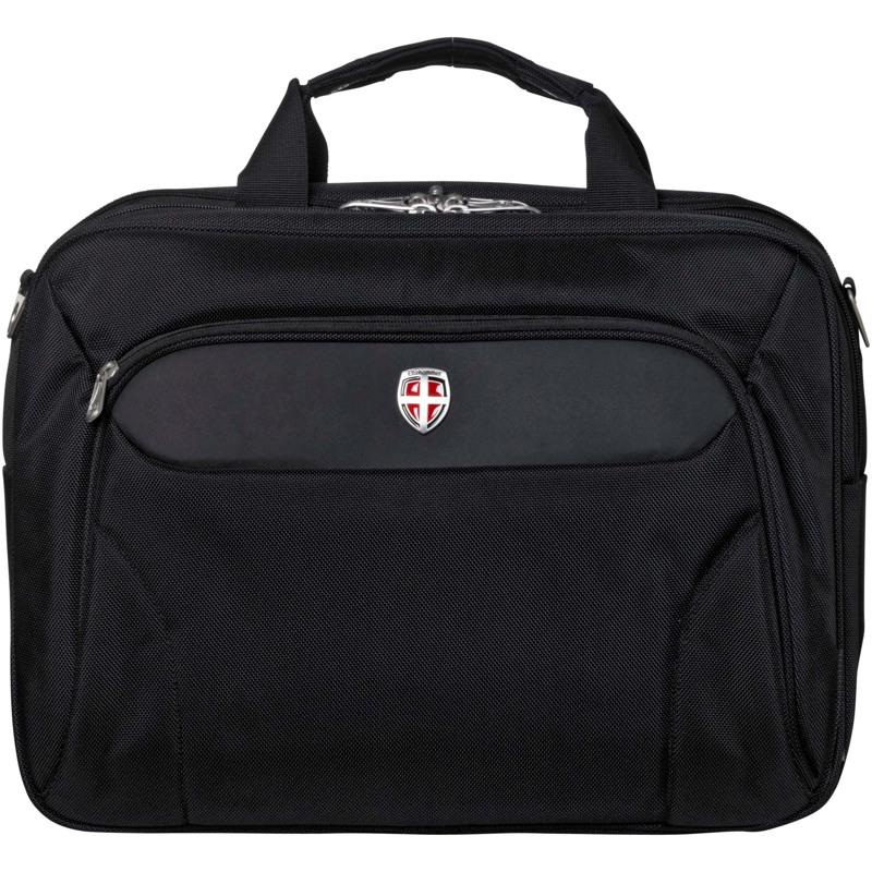 """Laptop taske-DPH De Luxe""""15,4"""" Sort 1"""