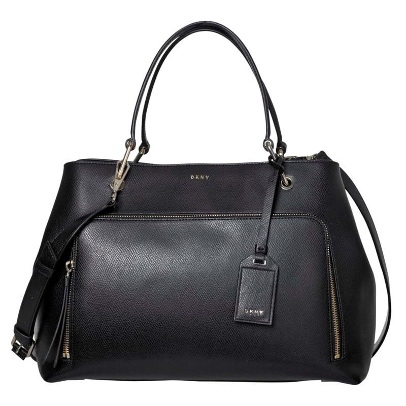 DKNY Håndtaske, medium, Bryant Park Sort 1