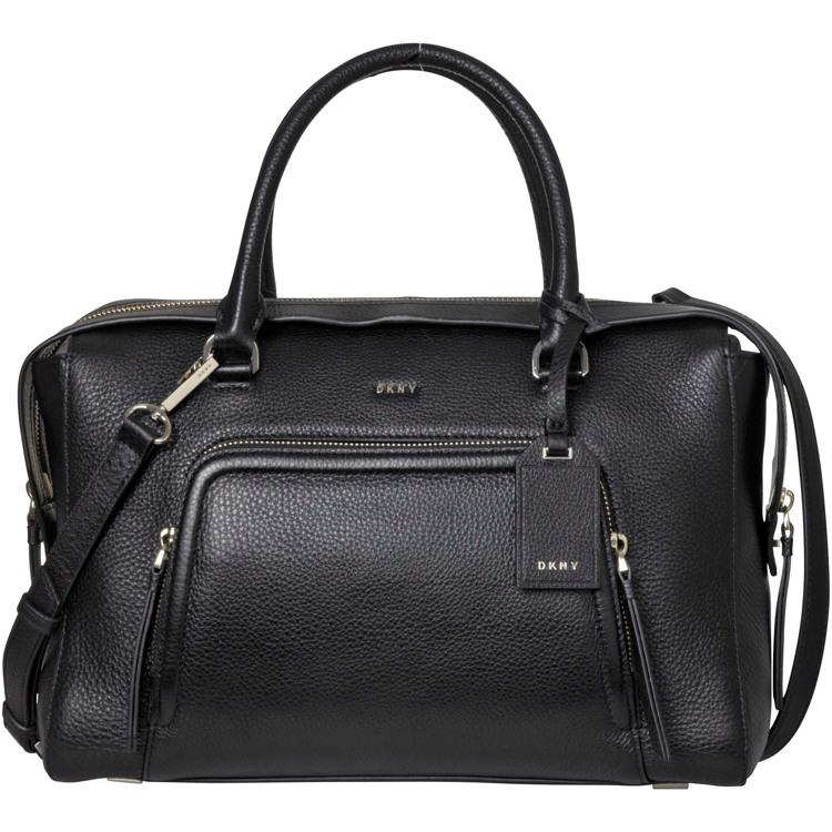 DKNY Håndtaske, m. rem, Chelsea Sort 1