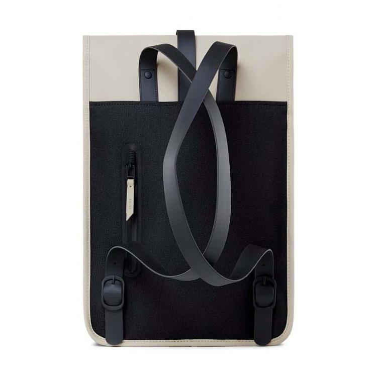 Rains Rygsæk Backpack Mini Beige 2