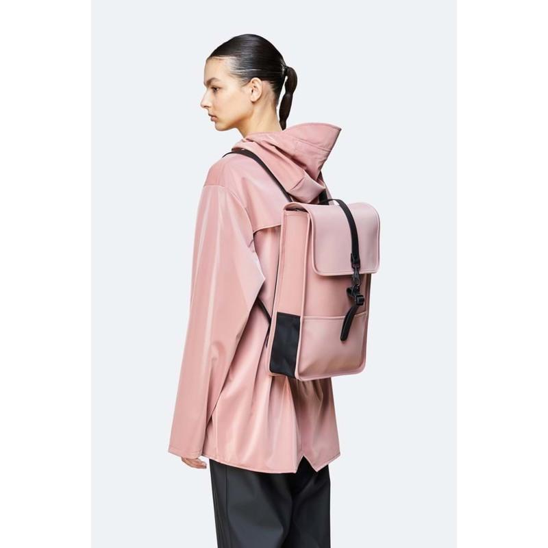 Rains Rygsæk Backpack Mini Fersken 4