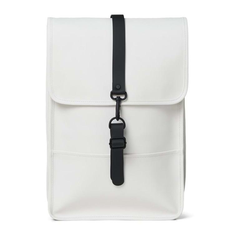 Rains Rygsæk Backpack Mini Off Hvid 1