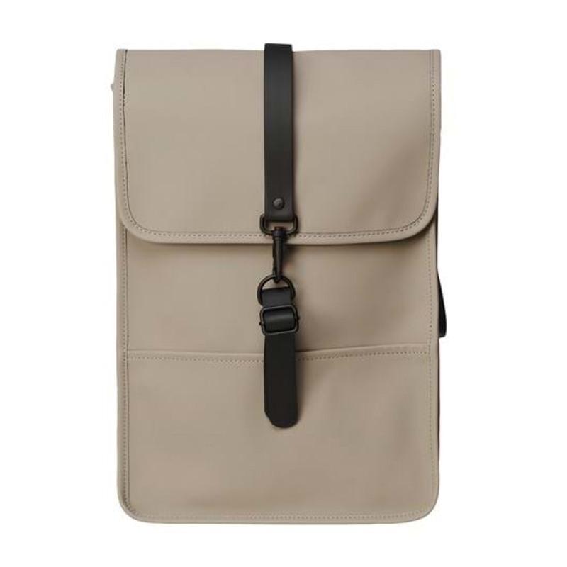 Rains Rygsæk Backpack Mini Grøn/Taupe 1
