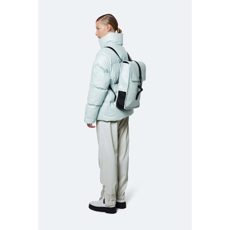 Rains Rygsæk Backpack Mini Ice blue 4