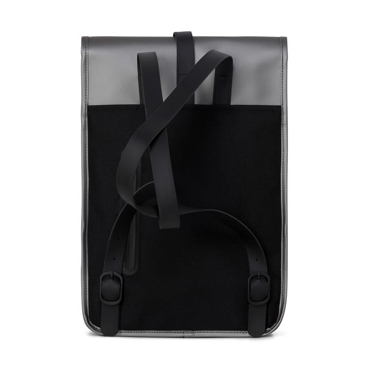 Rains Rygsæk Backpack Mini Koks grå 2