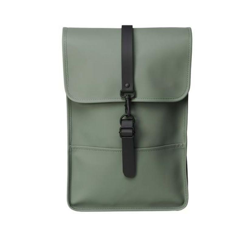 Rains Rygsæk Backpack Mini Oliven Grøn 1