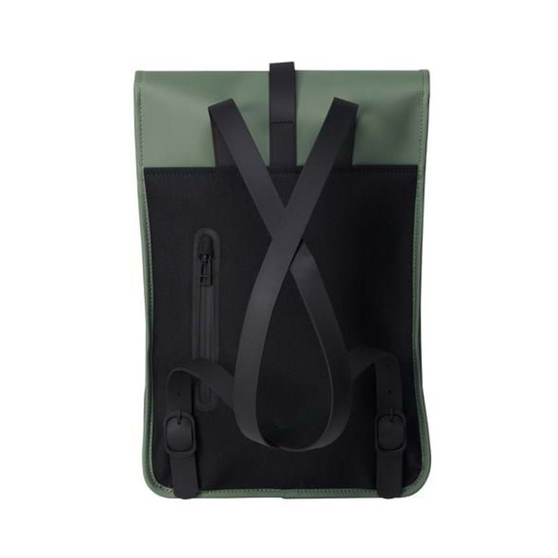 Rains Rygsæk Backpack Mini Oliven Grøn 2