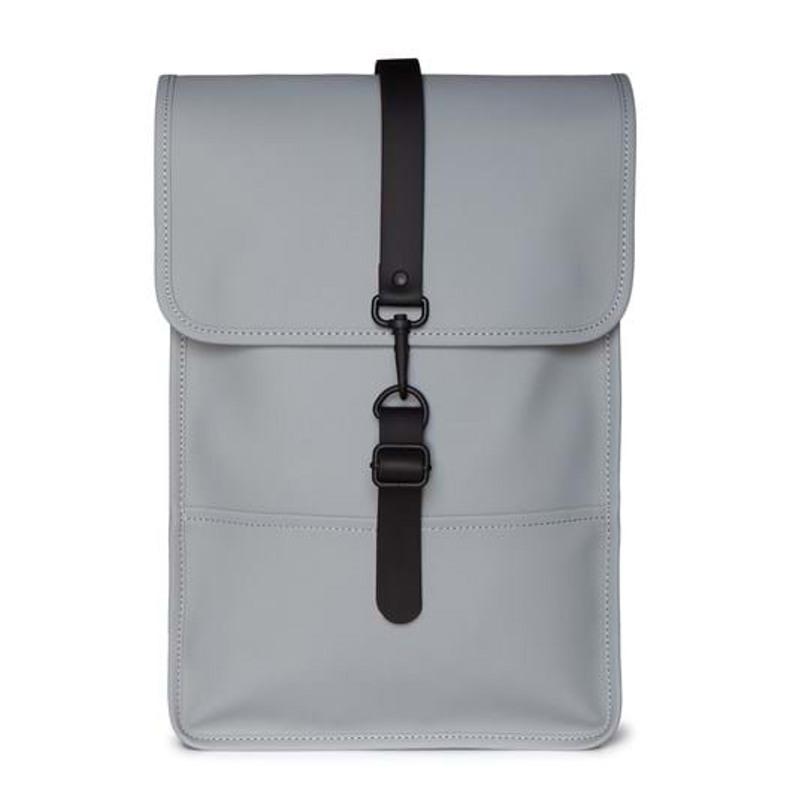 Rains Rygsæk Backpack Mini Sten grå 1
