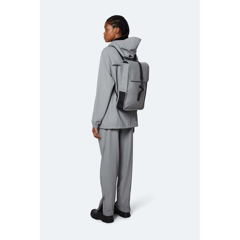 Rains Rygsæk Backpack Mini Sten grå 5