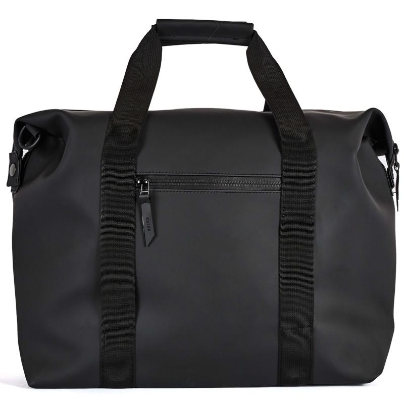 Rains Rejsetaske Zip Bag Sort 1