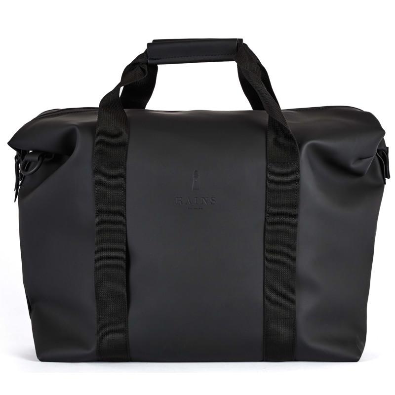Rains Rejsetaske Zip Bag Sort 2