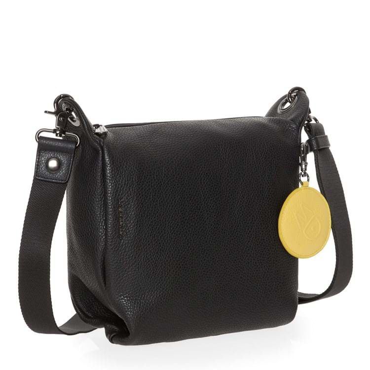 Mandarina Duck Crossbody Mellow Leather Sort 3