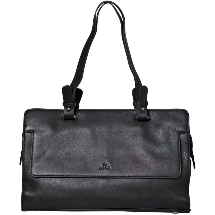Adax Håndtaske Erica, Sorano Sort 1