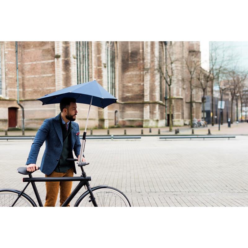 Paraply/ holder til Cykel Sort 1