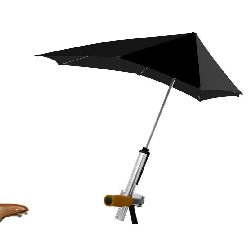 Paraply/ holder til Cykel Sort 4