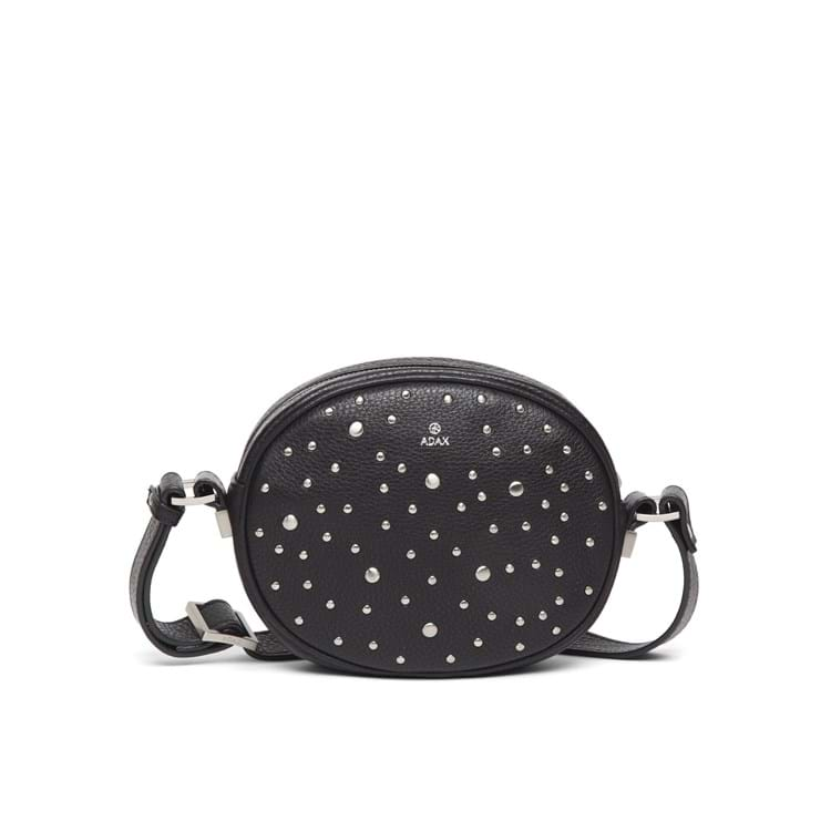 Adax Crossbody Agnes,Raveli Rivet Sort 1