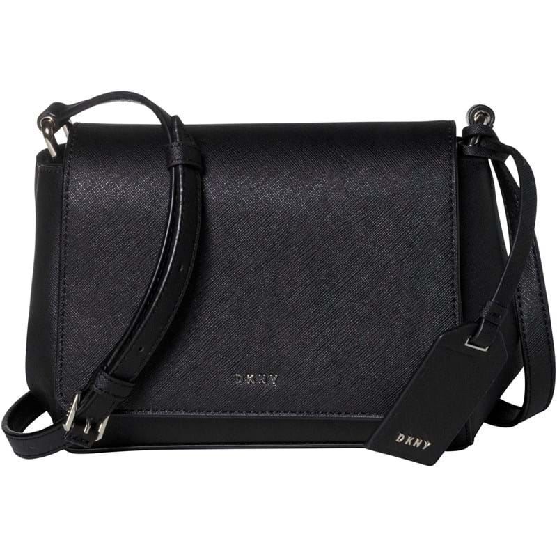 DKNY Crossbody m. flap BP Sort 1