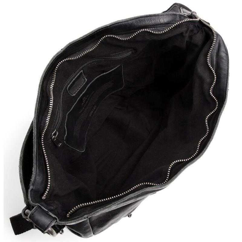 Pixie shoulder bag Telma Sort 3