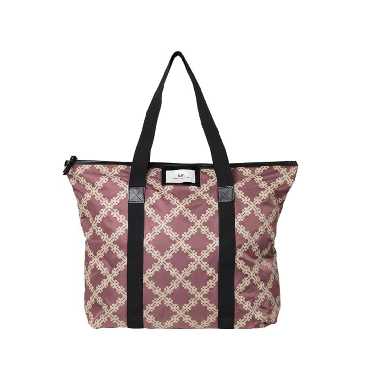 Day et DAY Gweneth P Crossed Bag Bordeaux 1
