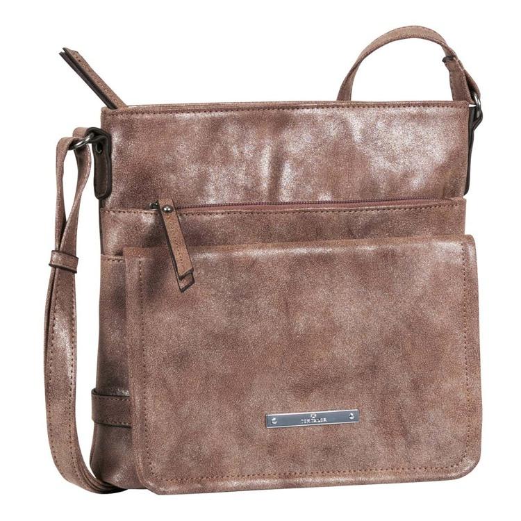Håndtaske/skuldertaske Adina Kobber 1