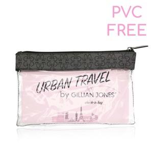 Gillian Jones Check in bag Hvid