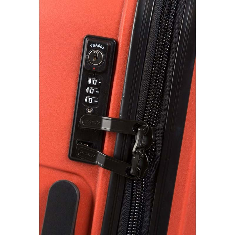 Delsey Kuffert Belmont slim 55 cm Rød 2