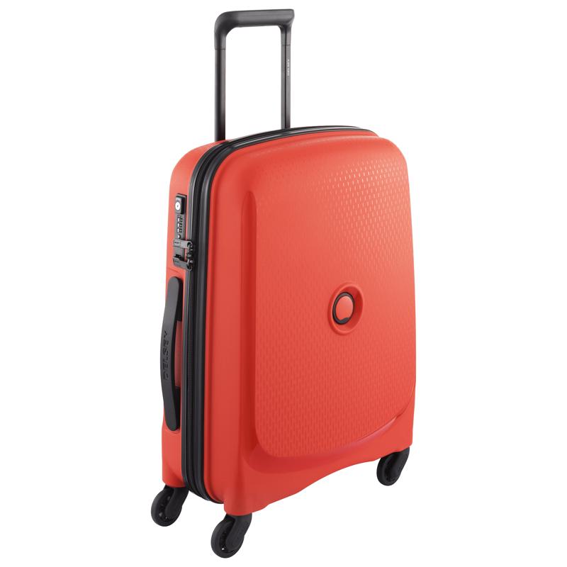 Delsey Kuffert Belmont slim 55 cm Rød 4