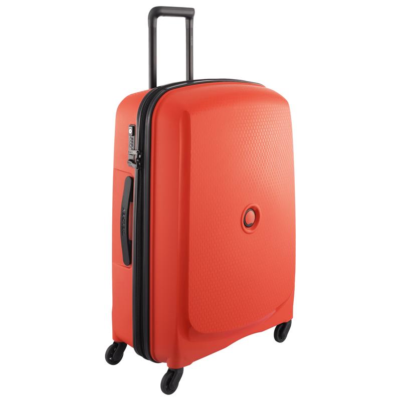 Delsey Kuffert Belmont 76 cm Rød 2