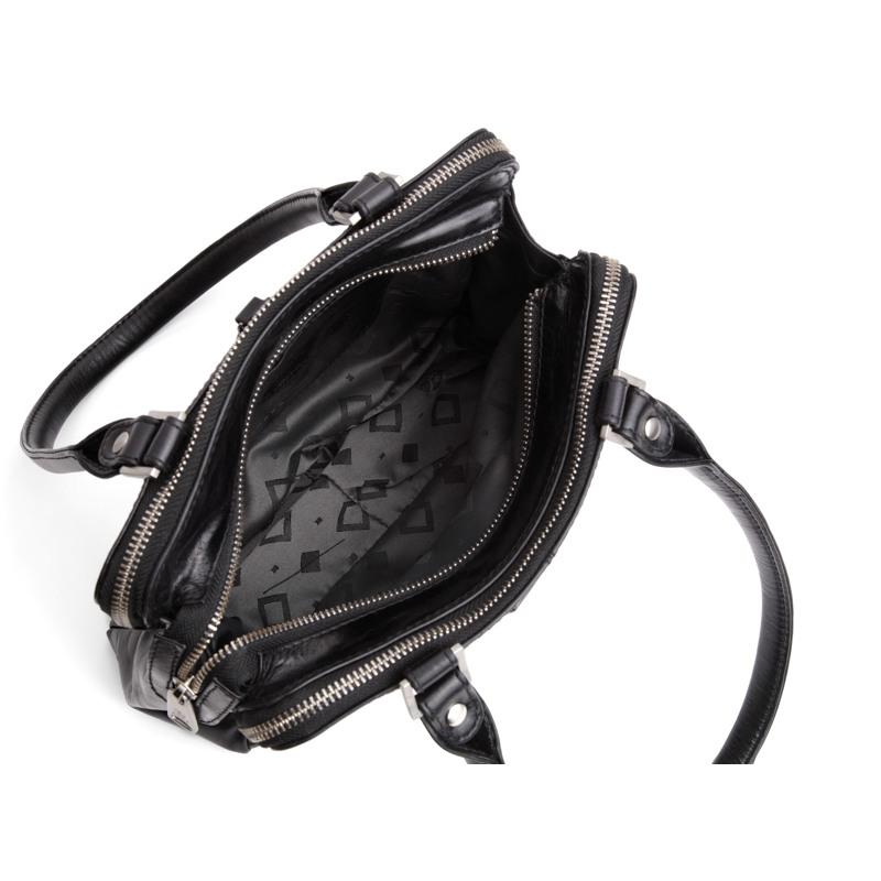 Adax Tit håndtaske/Salerno Sort 3