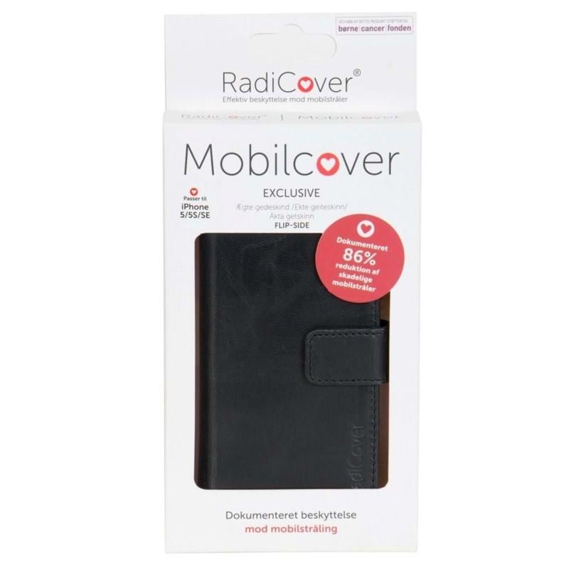 Flipside mobil-cover 5/5S/SE Sort 7