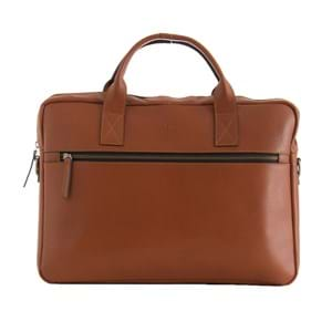 "Still Nordic Computertaske Clean 15"" Cognac"