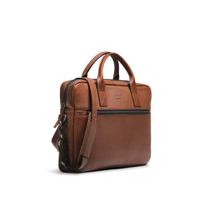 Still Nordic Computertaske Clean Cognac 8