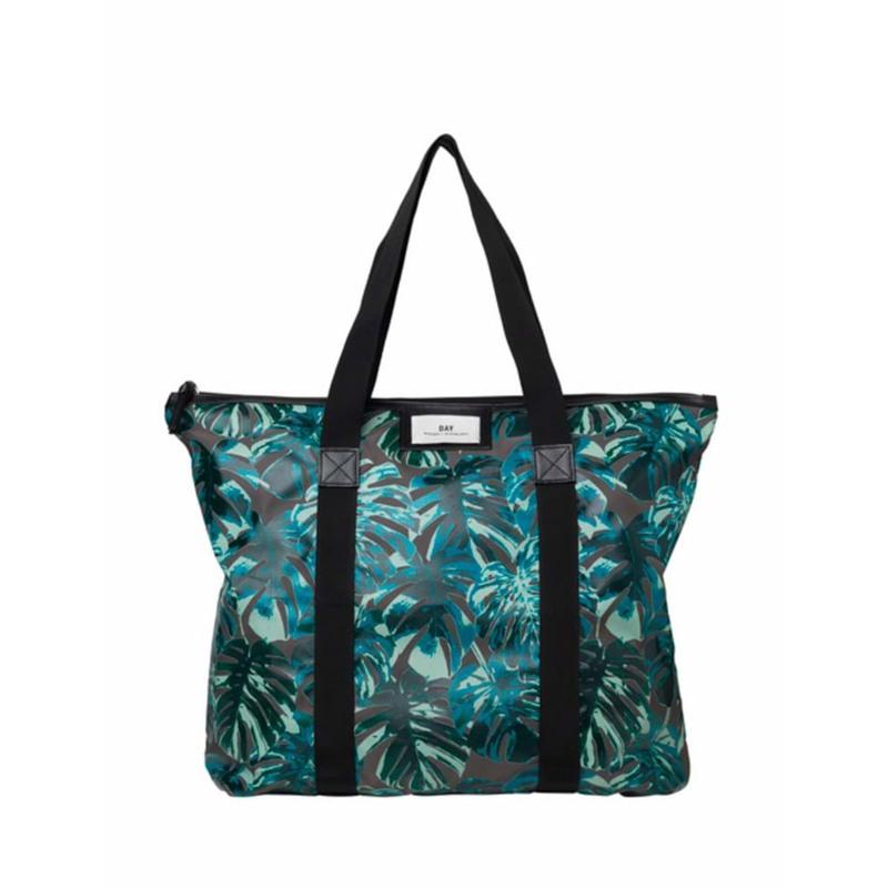 Day et DAY Gweneth P Tropic Bag Blå/sort 1