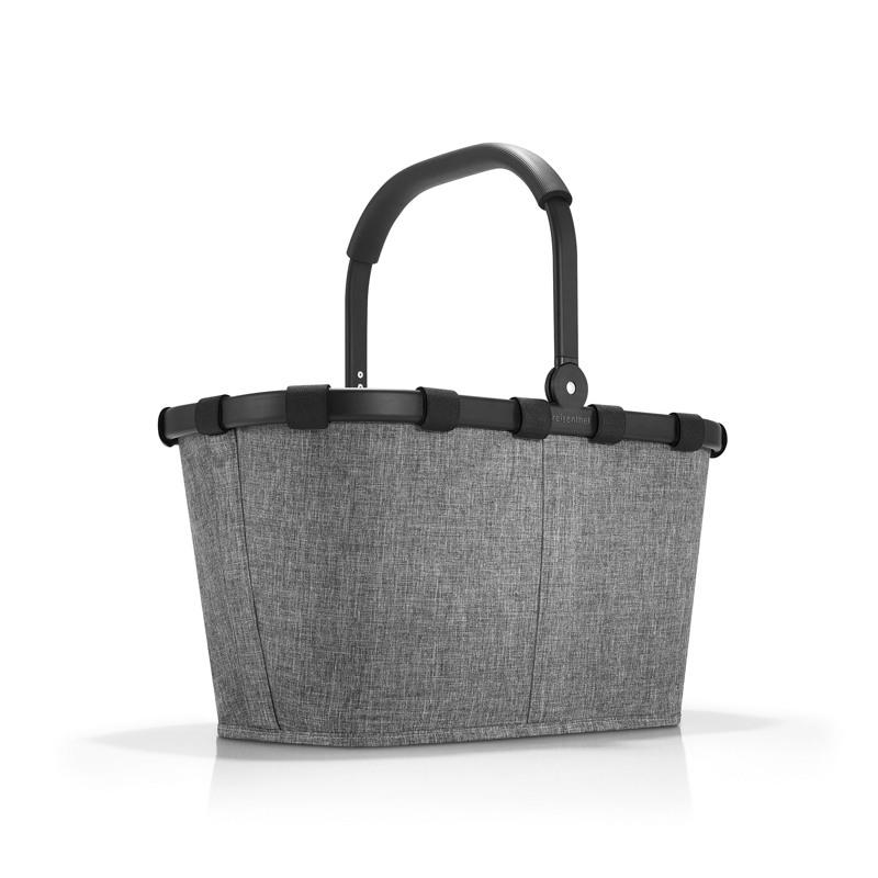 Reisenthel Indkøbskurv carrybag Grå/Sort 1