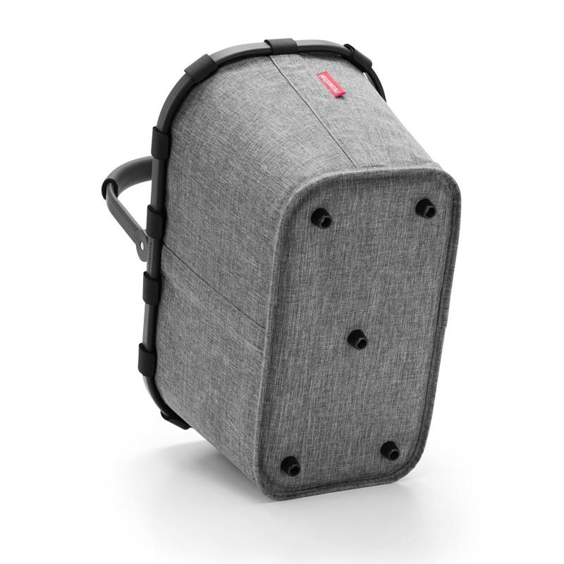 Reisenthel Indkøbskurv carrybag Grå/Sort 8
