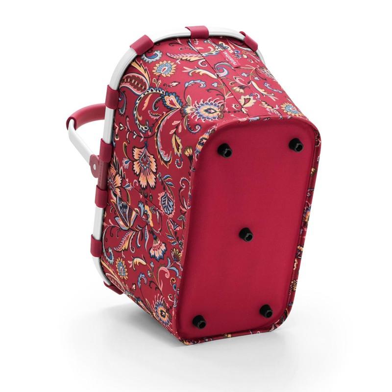 Reisenthel Indkøbskurv Carrybag Rød/blå 3