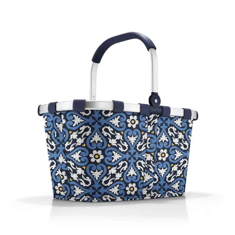 Reisenthel Indkøbskurv carrybag Blå/mønster 1