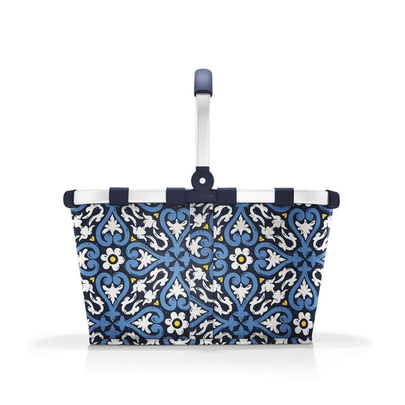 Reisenthel Indkøbskurv carrybag Blå/mønster 2