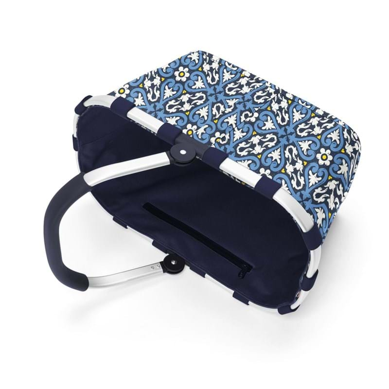 Reisenthel Indkøbskurv carrybag Blå/mønster 3