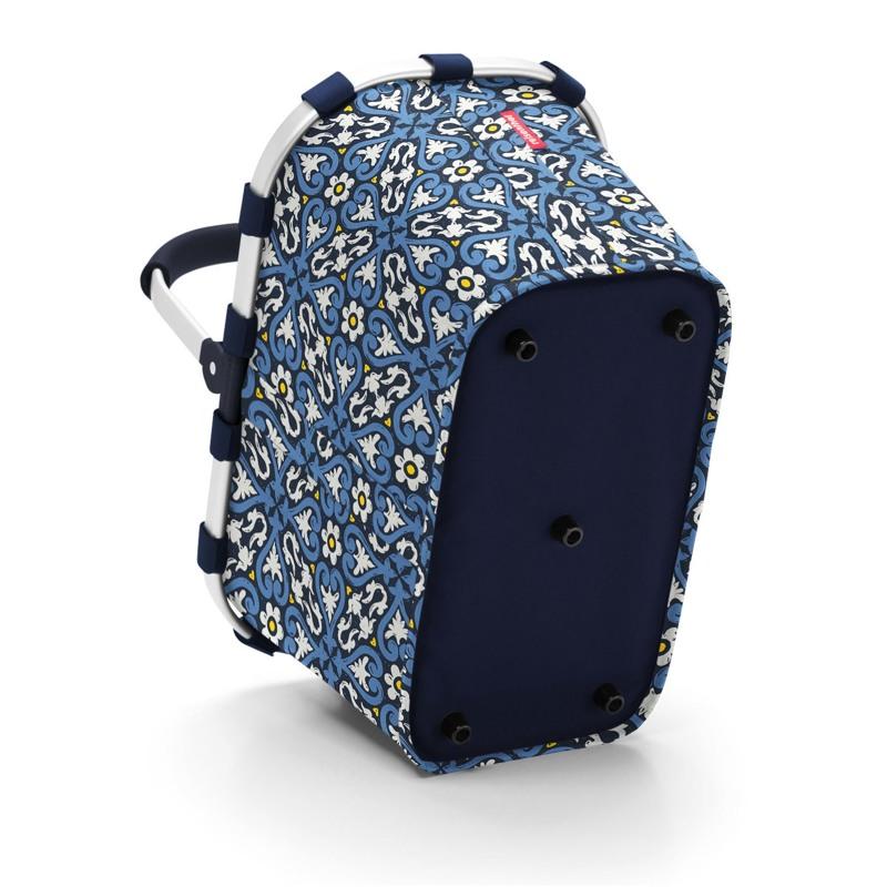 Reisenthel Indkøbskurv carrybag Blå/mønster 4