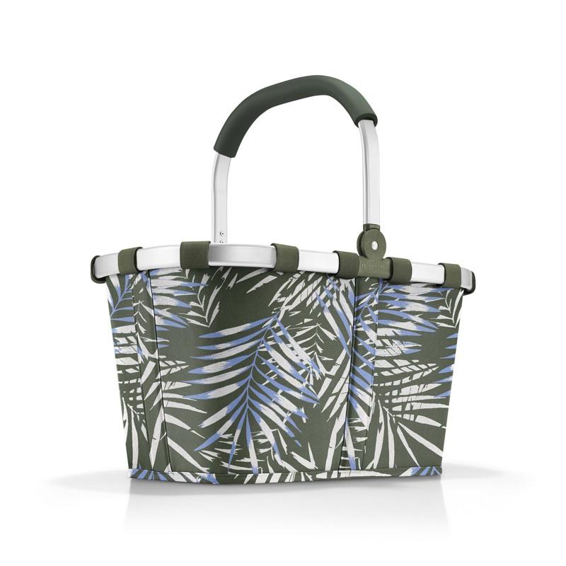 Reisenthel Indkøbskurv carrybag Grøn mønster 1