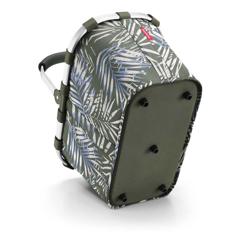 Reisenthel Indkøbskurv carrybag Grøn mønster 4