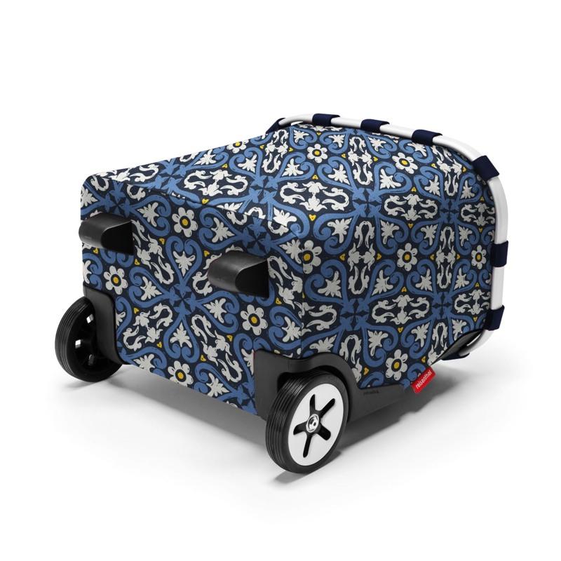 Reisenthel Indkøbsvogn Carry Cruiser Blå/mønster 5