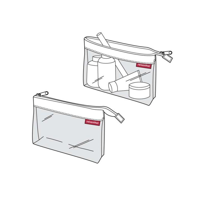Reisenthel Check in taske Transparent 2