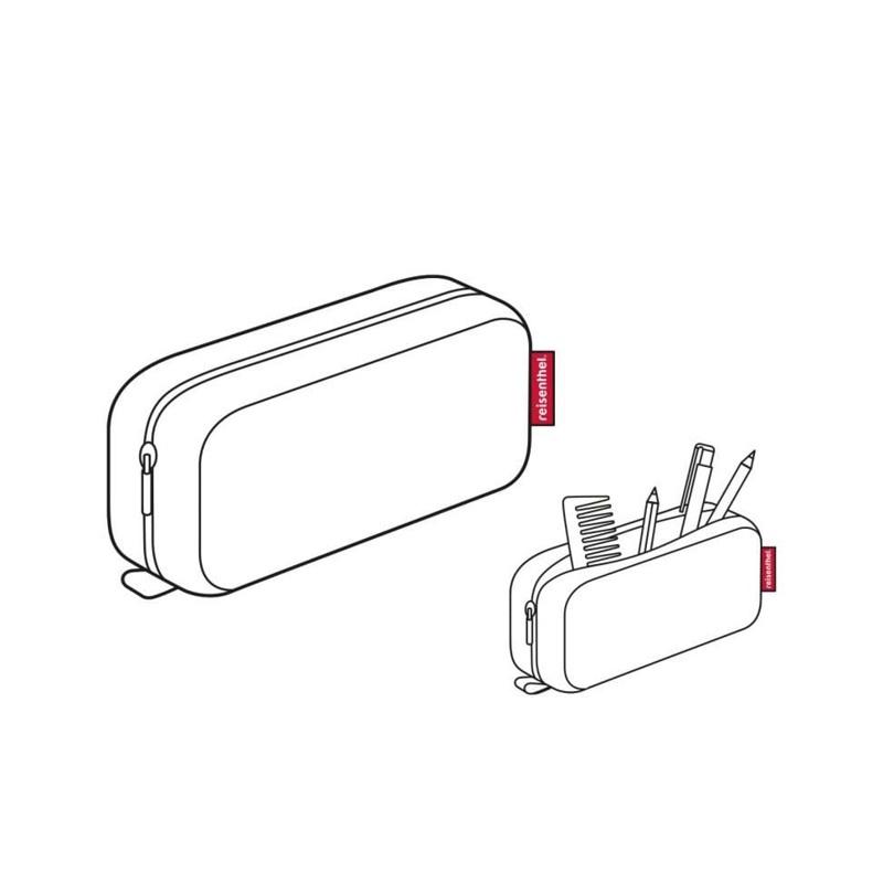 Reisenthel Multicase Toilettaske Sort 2