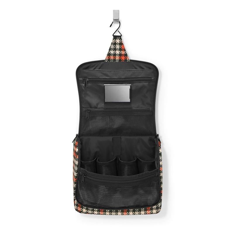 Reisenthel Toilettaske Toiletbag XL Rød tern 3