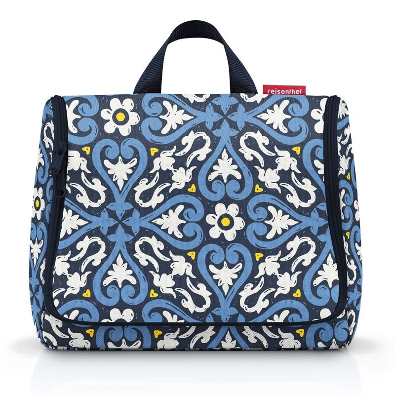 Reisenthel Toilettaske Toiletbag XL Blå/mønster 1